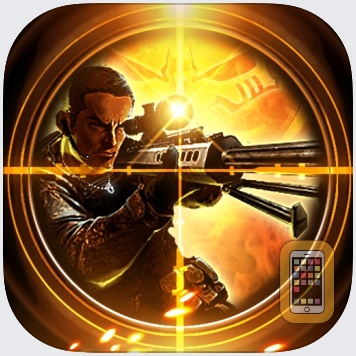 iSniper 3D by Triniti Interactive Limited (iPhone)