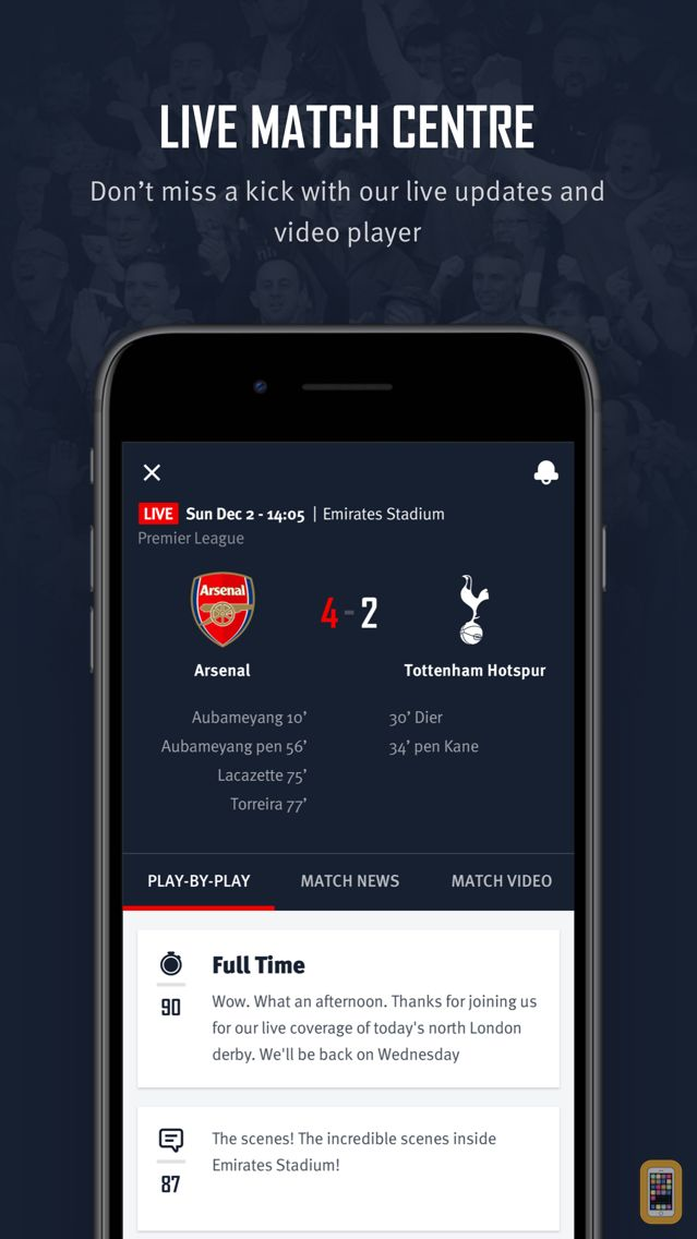 Screenshot - Arsenal