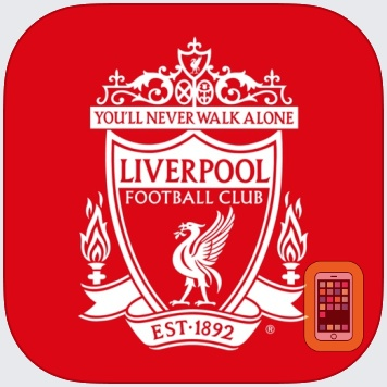 The Official Liverpool FC App by Liverpool Football Club (Universal)