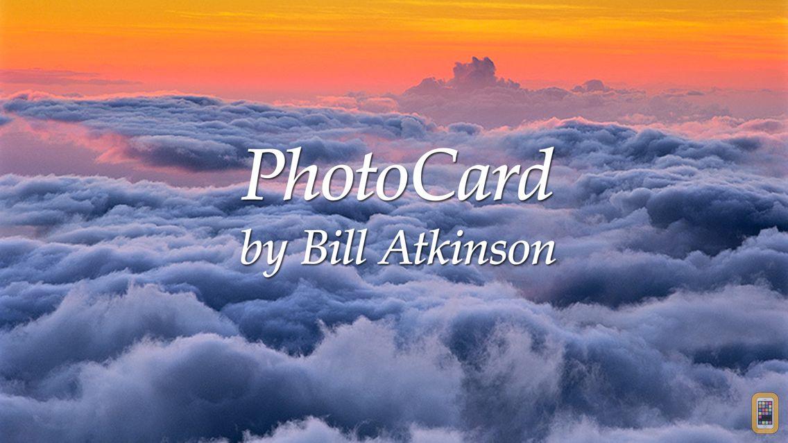 Screenshot - PhotoCard by Bill Atkinson
