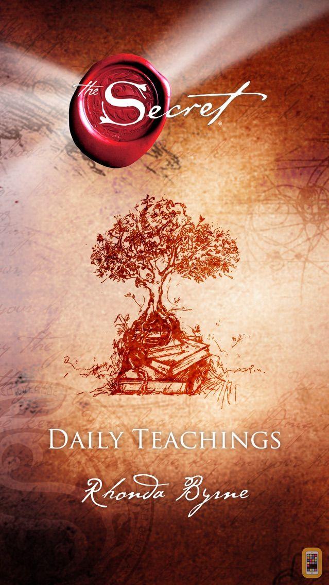Screenshot - The Secret Daily Teachings