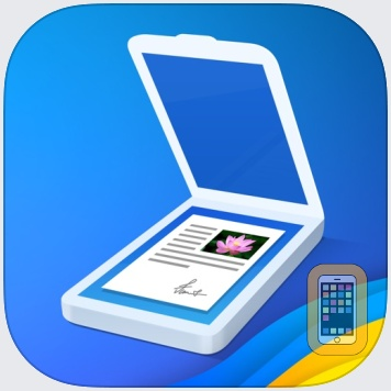 Scanner Pro: PDF Scanner App by Readdle Inc. (Universal)