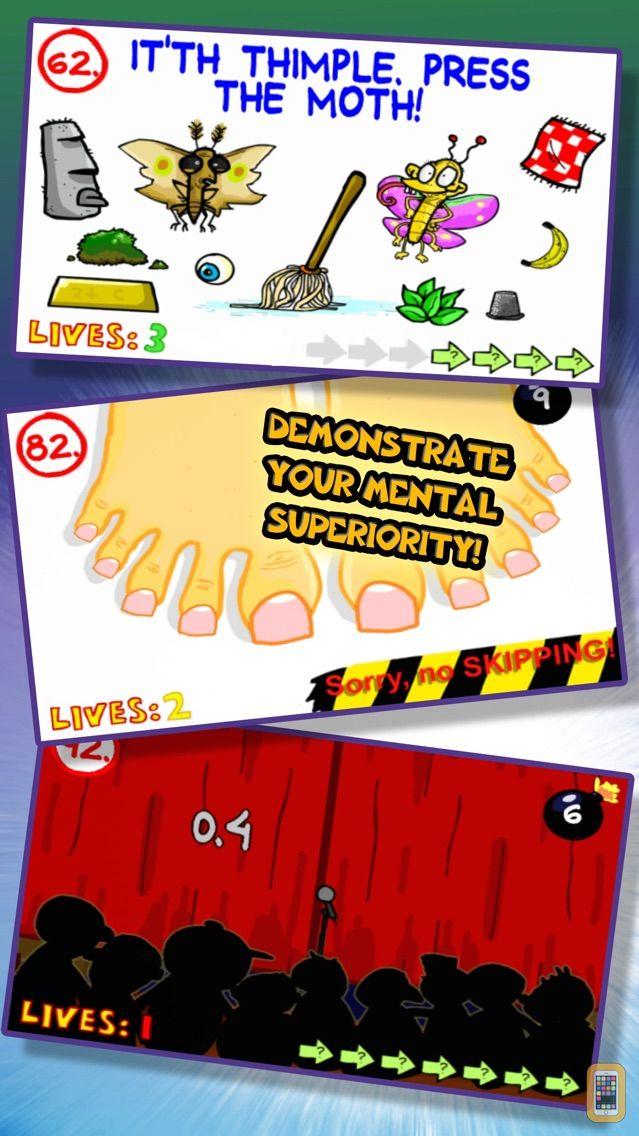 Screenshot - The Impossible Quiz!