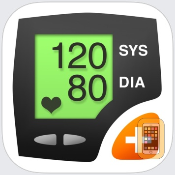 Blood Pressure — BP Tracker for Hypertension Management by Codulis (iPhone)