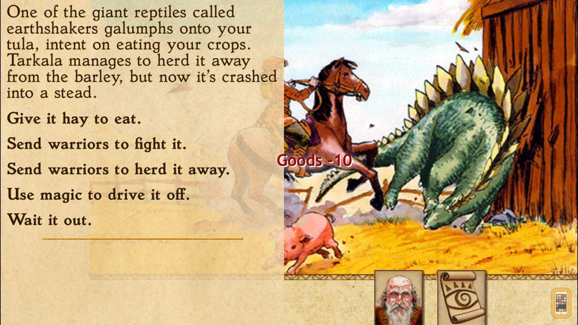 Screenshot - King of Dragon Pass