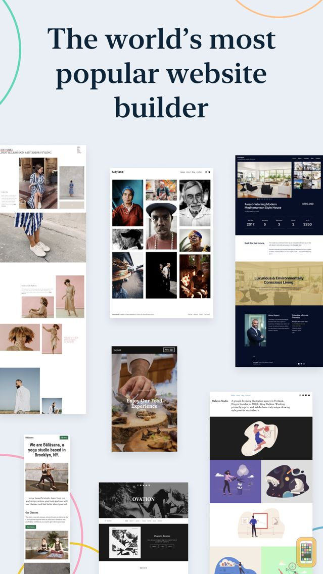 Screenshot - WordPress