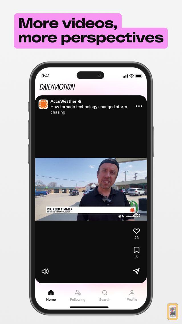 Screenshot - Dailymotion