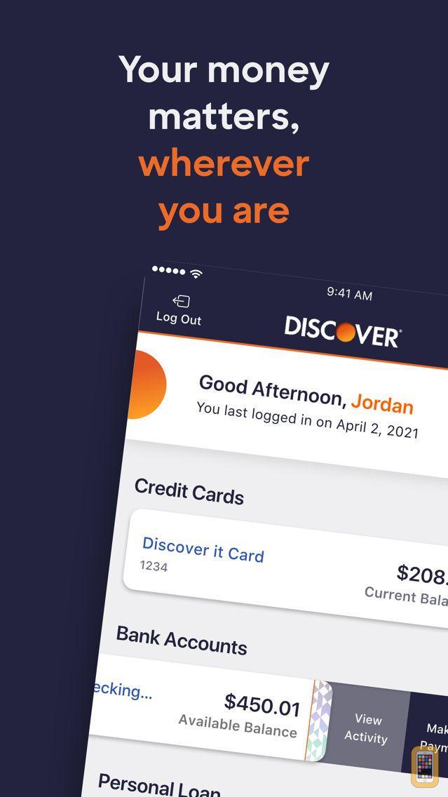 Screenshot - Discover Mobile