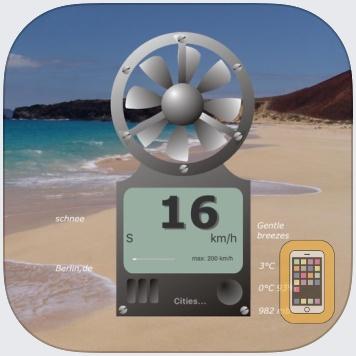 Anemometer by Pocketkai (Universal)