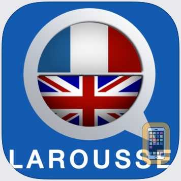English / French dictionary by Editions Larousse (Universal)