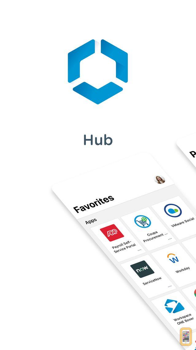 Screenshot - Intelligent Hub