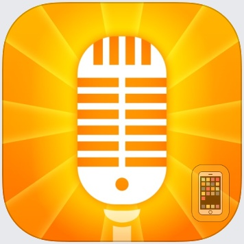 Voice Changer Plus by Arf Software Inc. (Universal)