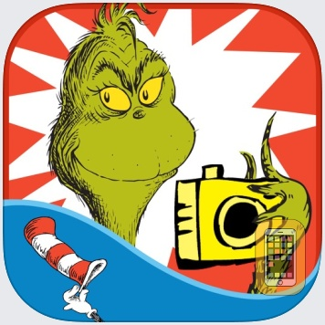 Dr. Seuss Camera - The Grinch by Oceanhouse Media (iPhone)