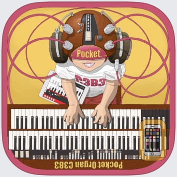 Pocket Organ C3B3 by insideout ltd. (Universal)