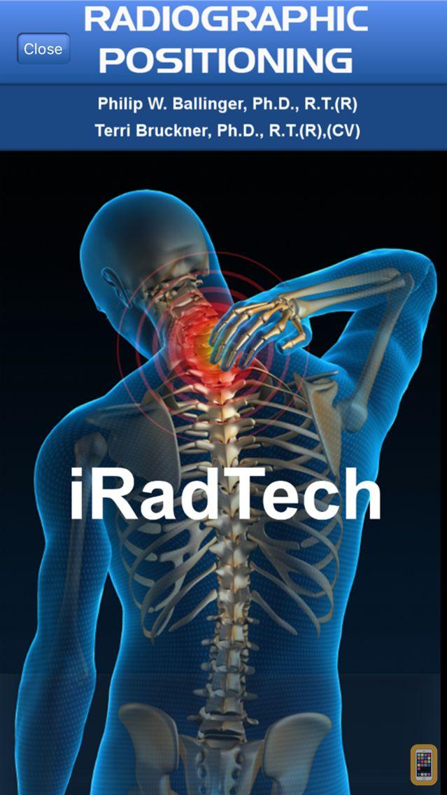 Screenshot - iRadTech
