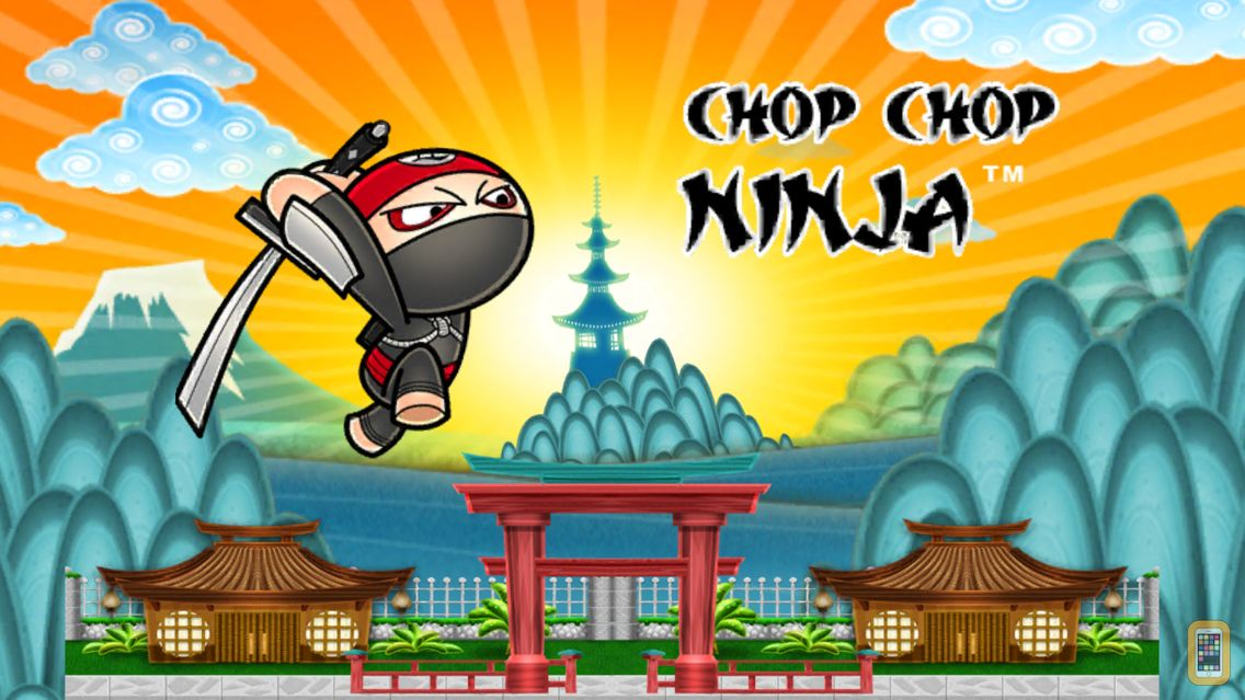Screenshot - Chop Chop Ninja