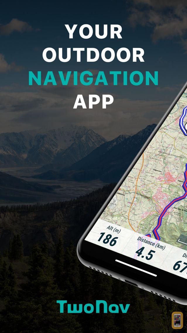 Screenshot - TwoNav GPS: Premium