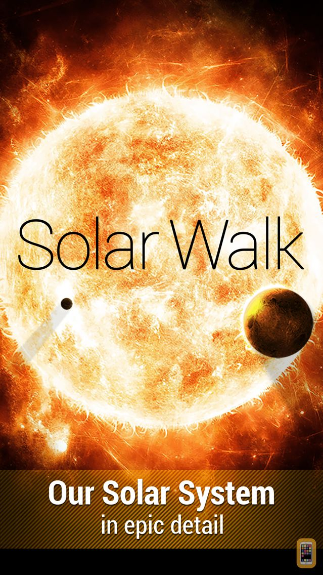 Screenshot - Solar Walk - Planets Explorer