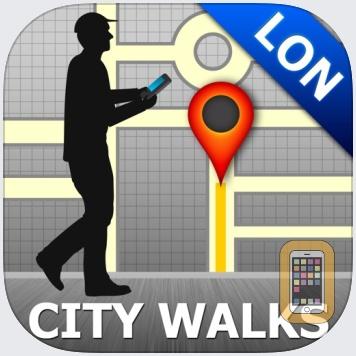 London Map & Walks (F) by GPSmyCity.com, Inc. (Universal)