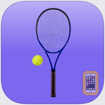 ProTracker Tennis by Fieldtown Software (Universal)