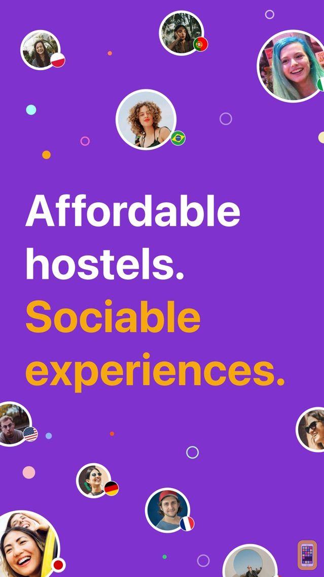 Screenshot - Hostelworld: Hostel Travel App