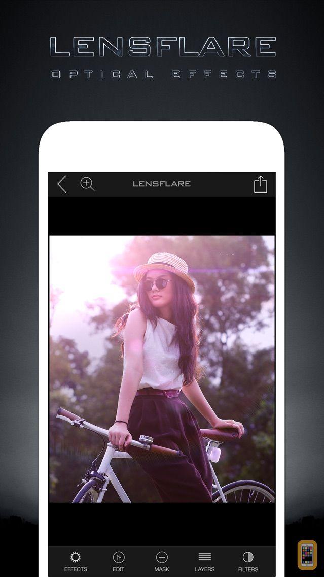 Screenshot - LensFlare Optical Effects