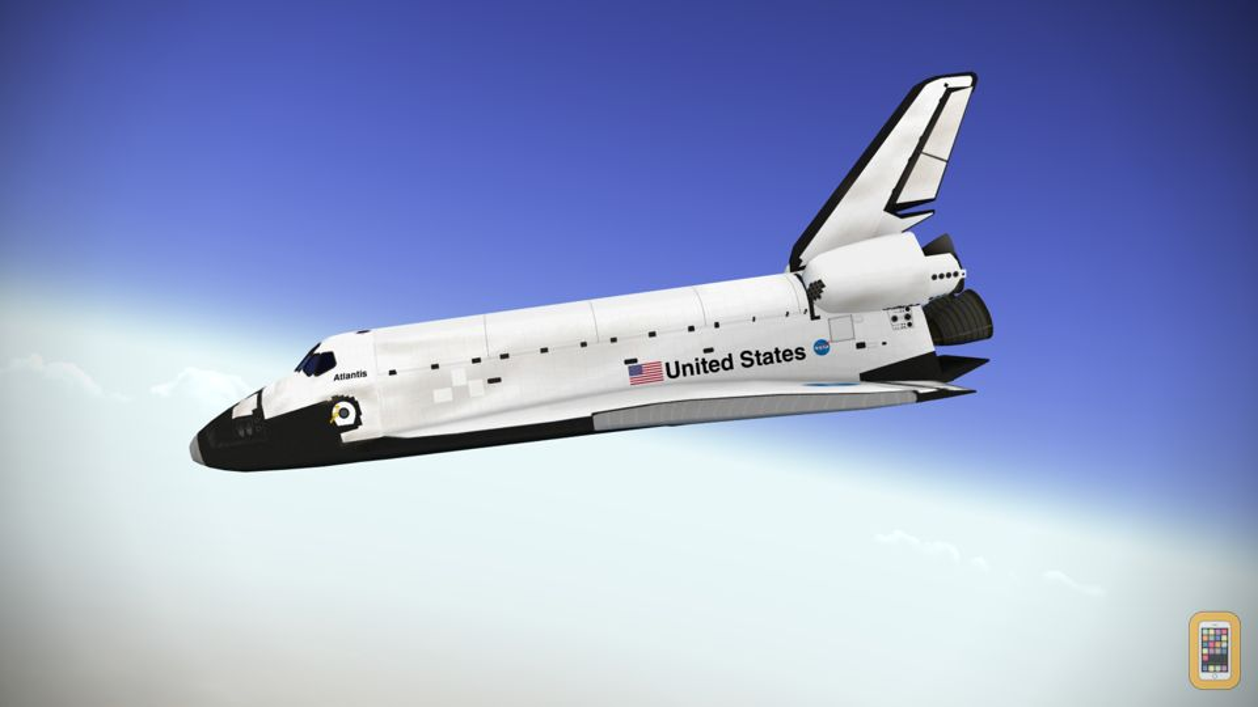 Screenshot - F-Sim Space Shuttle