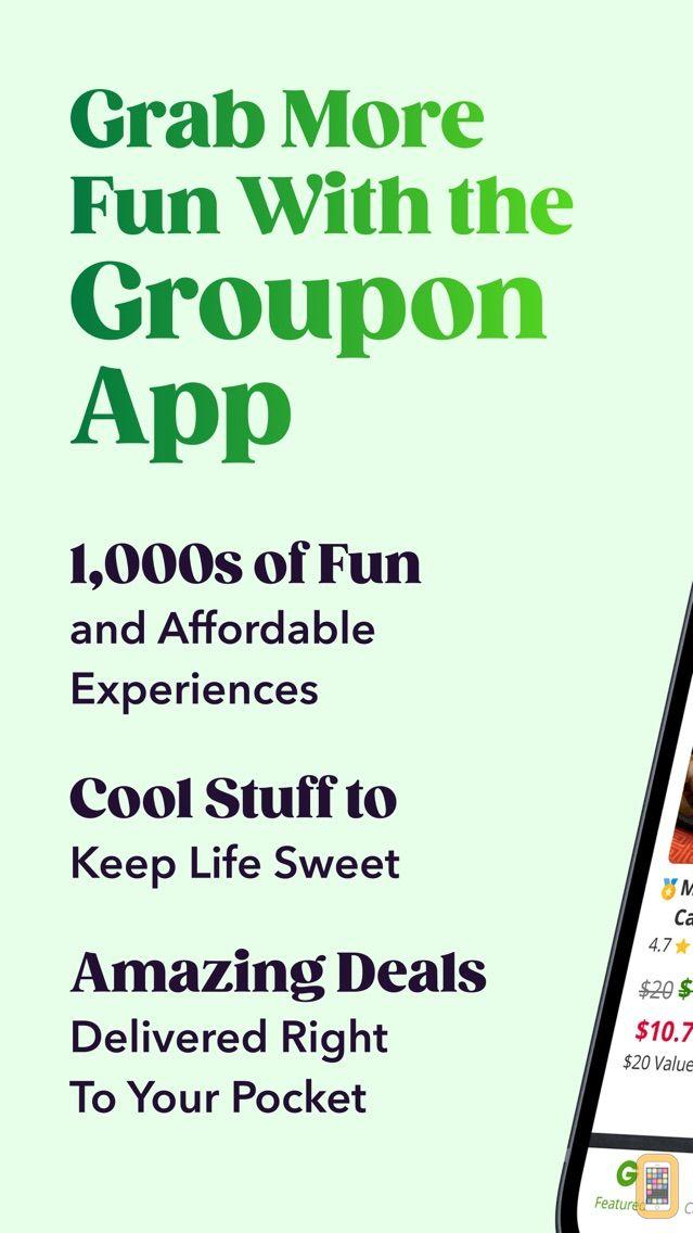Screenshot - Groupon