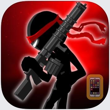 Iron Commando Pro by Triniti Interactive Limited (iPhone)