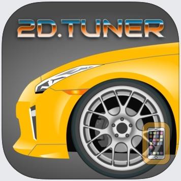 2D.Tuner by Emir Fithri Bin Samsuddin (iPhone)