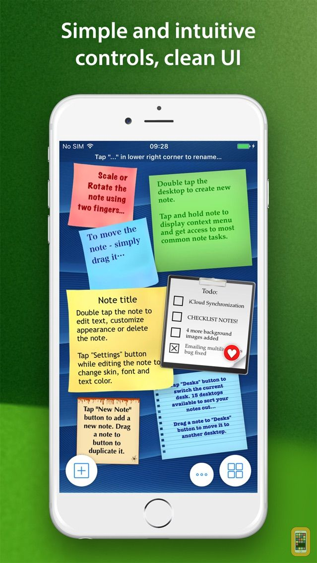 Screenshot - abc Notes - ToDo, Checklist & Sticky Note