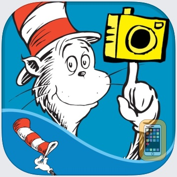 Dr. Seuss Camera - The Cat in the Hat Edition by Oceanhouse Media (iPhone)