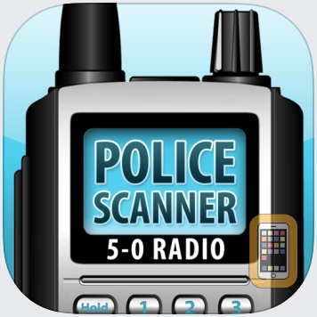 5-0 Radio Police Scanner by Smartest Apps LLC (Universal)
