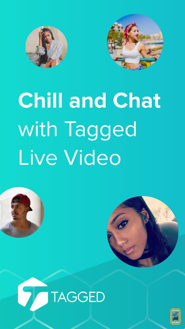 Screenshot - Tagged -Chill, Chat & Go Live!