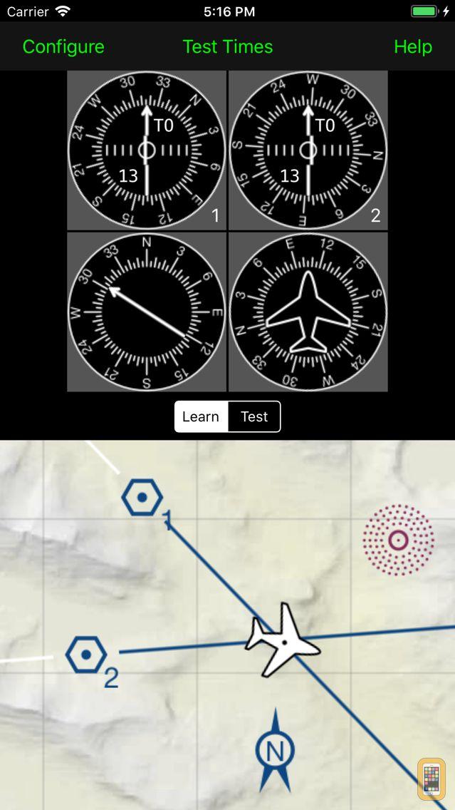 Screenshot - Navigator: Instrument Training