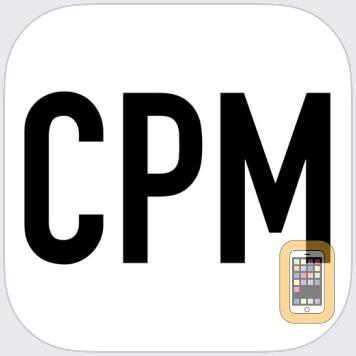 CPM Calc by John Mueller (iPhone)