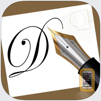 Handwritten email by Fapps World et Cie S.E.C.S. (iPhone)