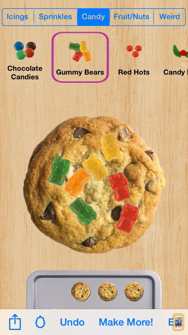 Screenshot - More Cookies!