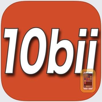 10bii Financial Calculator by K2 Cashflow, Inc. (Universal)