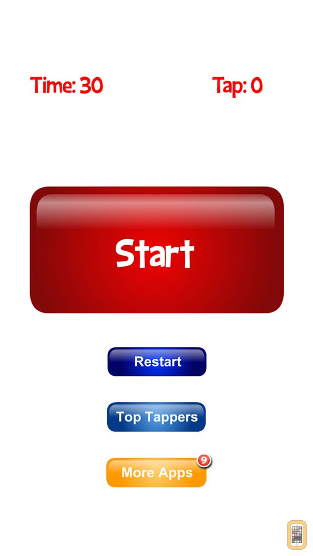 Screenshot - Speed Tapping - How Fast Can You Tap?