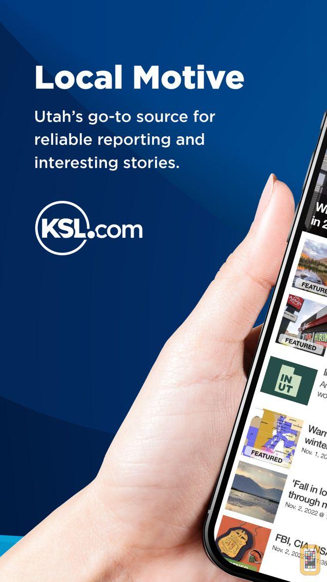 Screenshot - KSL News