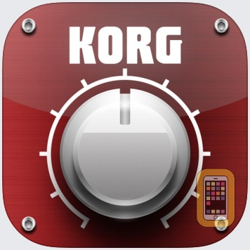 KORG iELECTRIBE for iPad by KORG INC. (iPad)