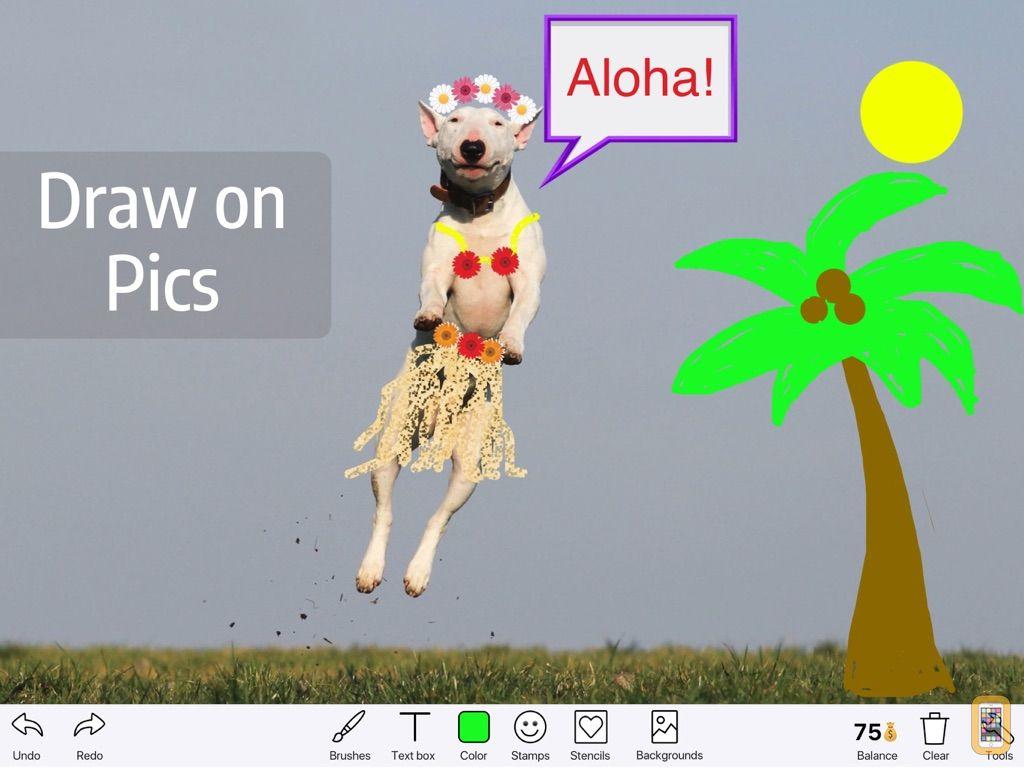 Screenshot - Doodle Buddy Draw for iPad