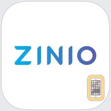 ZINIO - Magazine Newsstand by Zinio LLC (Universal)