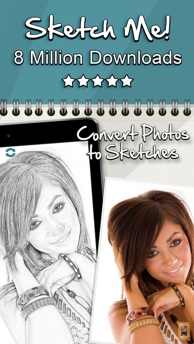 Screenshot - Sketch Me!