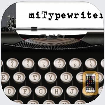 miTypewriter for iPad by Teruaki Onoda (iPad)
