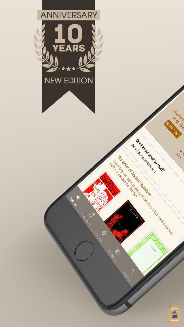 Screenshot - Free Books - Ultimate Classics Library