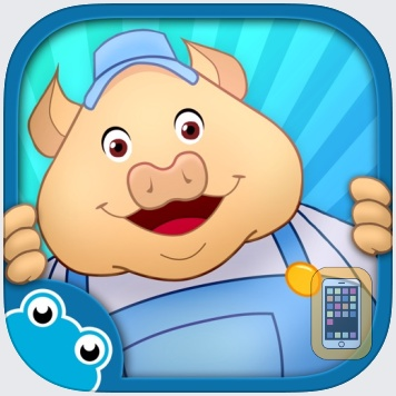 The 3 Little Pigs - Chocolapps by Wissl Media (Universal)