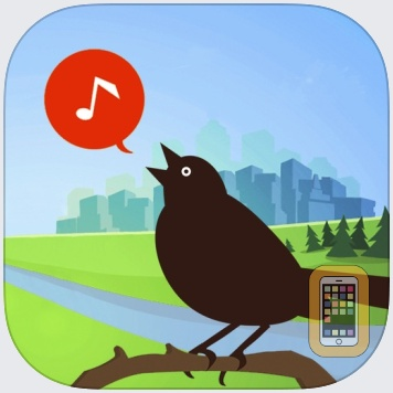 Chirp! Bird Songs USA + by Spiny Software Ltd (Universal)