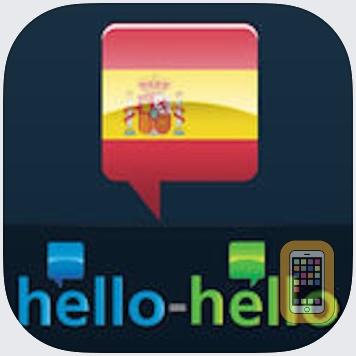 Hello-Hello Spanish by KiwiTech (iPad)